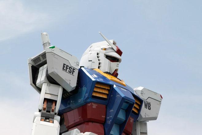 Odiaba Gundam